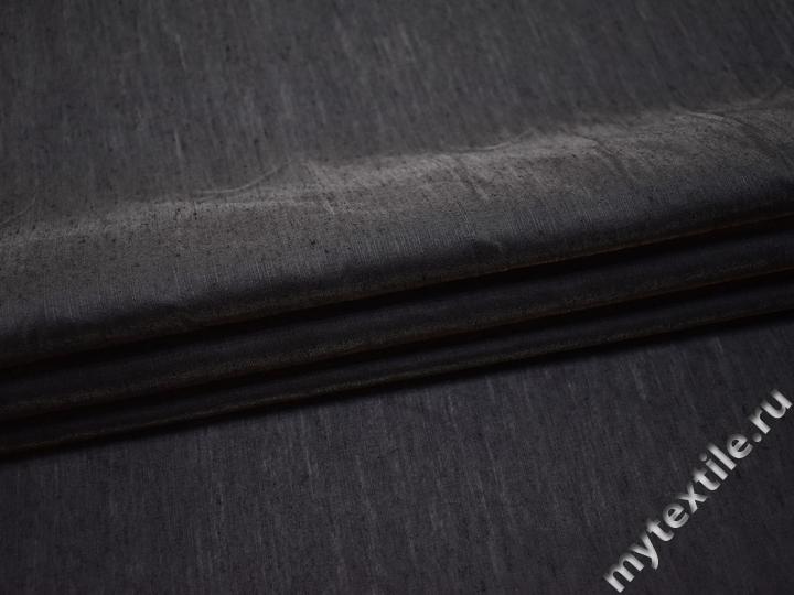 Плательная серая ткань вискоза БА243