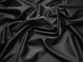 Плательная темно-серая ткань полиэстер БА228
