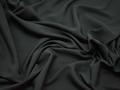 Плательная серая ткань полиэстер БА469