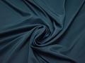 Плательная синяя ткань полиэстер БА217