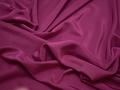 Плательная малиновая ткань полиэстер БА23