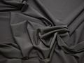 Плательная серая ткань полиэстер БА285