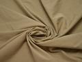 Плательная оливковая ткань хлопок БВ111