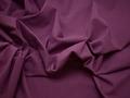 Плательная сиреневая ткань хлопок полиэстер БВ125