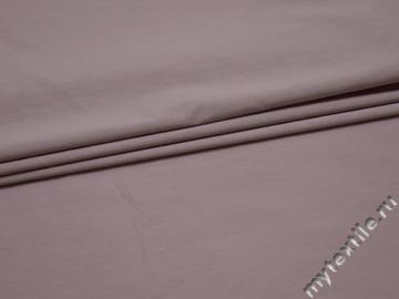 Плательная пудровая ткань вискоза эластан БВ162