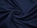 Плательная синяя ткань хлопок БВ134