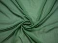 Плательная зеленая ткань хлопок БВ262