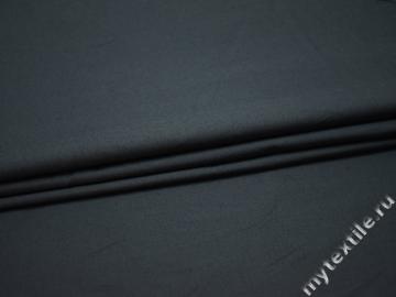 Плательная серая ткань хлопок БВ117