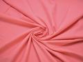 Плательная розовая ткань хлопок БВ120