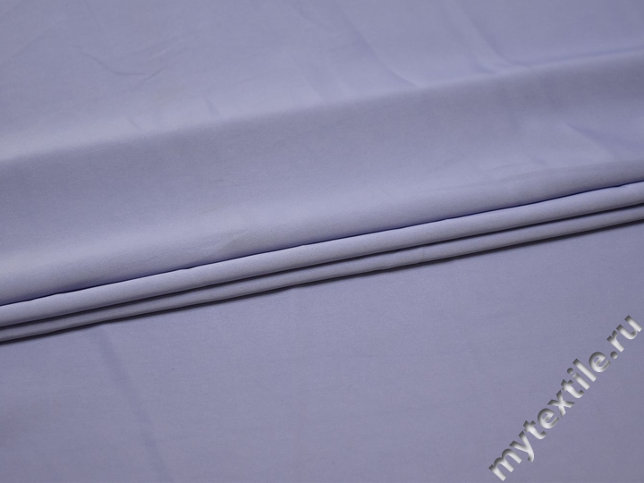 Плательная сиреневая ткань полиэстер БА19