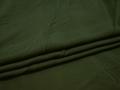 Плательная зеленая ткань вискоза БА341