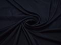 Плательная синяя ткань полиэстер БА329