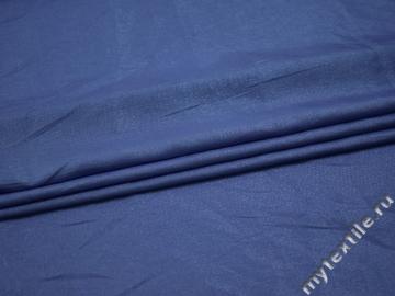 Плательная фиолетовая ткань вискоза полиэстер БА380