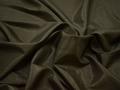 Плательная цвета хаки ткань вискоза полиэстер БА378