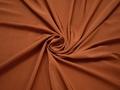 Плательная терракотовая ткань полиэстер БА3120