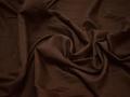 Плательная коричневая ткань полиэстер БА3122