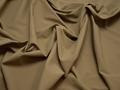 Рубашечная бежевая ткань полиэстер эластан БЕ38
