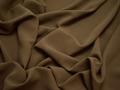Плательная бежевая ткань полиэстер БА163