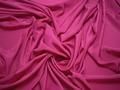 Плательная розовая ткань полиэстер БА145