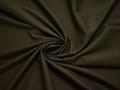 Плательная цвета хаки ткань полиэстер БА352