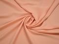 Плательная персиковая ткань полиэстер БА346