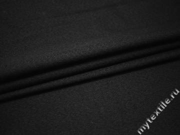 Костюмная серая ткань шерсть полиэстер ГД458