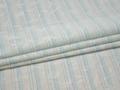 Рубашечная белая ткань полоска хлопок полиэстер БВ359