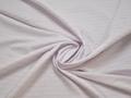 Рубашечная сиреневая ткань полоска хлопок полиэстер БВ352