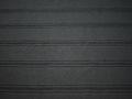 Рубашечная серая ткань полоска хлопок БВ310