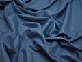 Плательная синяя ткань вискоза полиэстер БА624