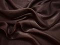 Плательная бордовая ткань вискоза полиэстер БА641