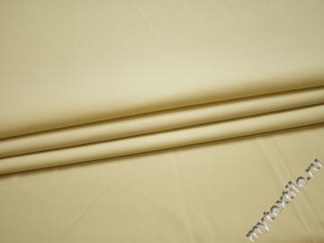 Плательная оливковая ткань полиэстер ББ170