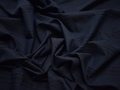 Рубашечная синяя ткань полоска хлопок полиэстер БГ176