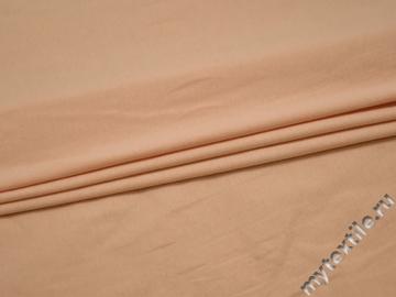 Трикотаж персиковый хлопок АЁ513