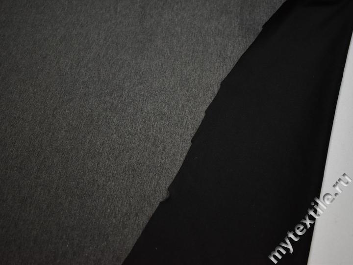 Неопрен серый полиэстер АВ62