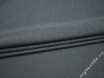 Трикотаж серый хлопок АЖ621