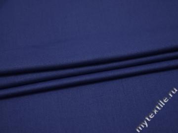 Трикотаж фиолетовый вискоза хлопок АЖ523