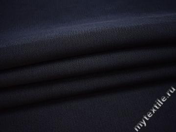 Неопрен синий с люрексом полиэстер эластан АБ511