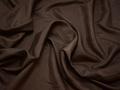 Вискоза коричневого цвета c полиэстером  БА345