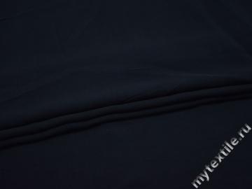 Вискоза синего цвета БА148