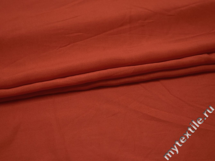 Вискоза оранжевого цвета БВ280