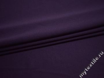 Трикотаж фиолетовый полиэстер АГ587