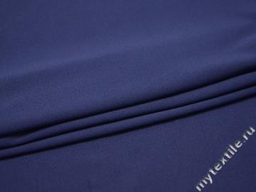 Трикотаж фиолетовый полиэстер АЕ746