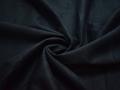 Замша синего цвета полиэстер ГЕ381