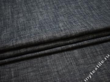 Лён синего цвета ВБ560