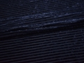 Бархат-стрейч синий полиэстер ГВ275