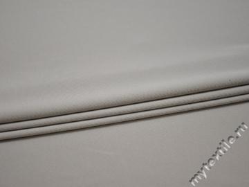 Трикотаж серый полиэстер АД112