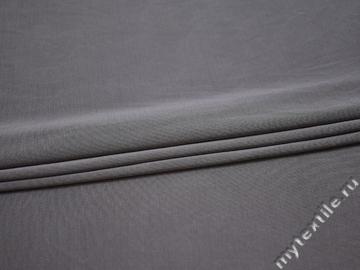 Трикотаж серый вискоза АК638