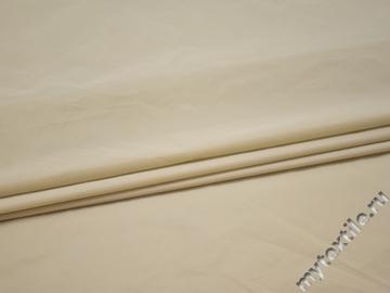 Плащевая серая ткань полиэстер ДЁ137