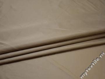 Плащевая серая ткань полиэстер ДЕ497